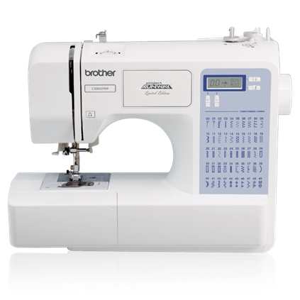Brother electronic type sewing machine