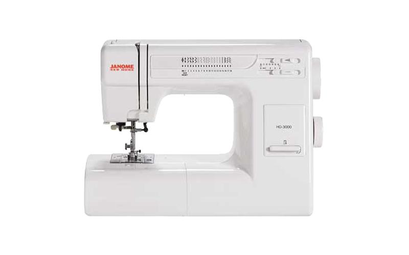 Janome HD3000 sewing machine