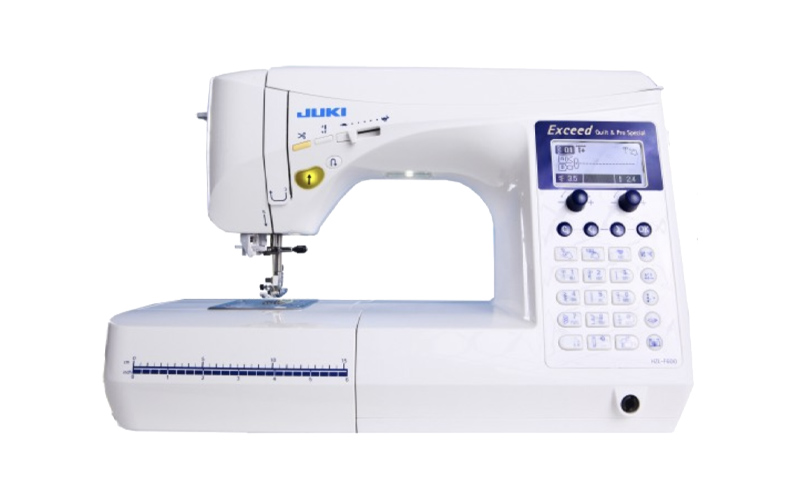 Juki HZL F600 sewing machine
