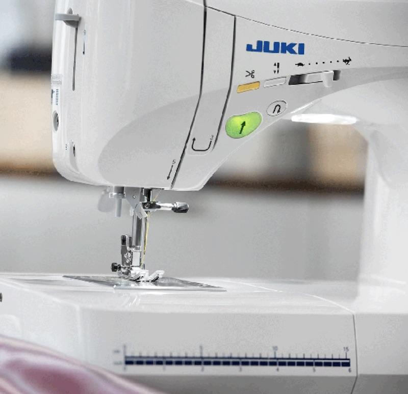 Juki HZL F600 sewing machine