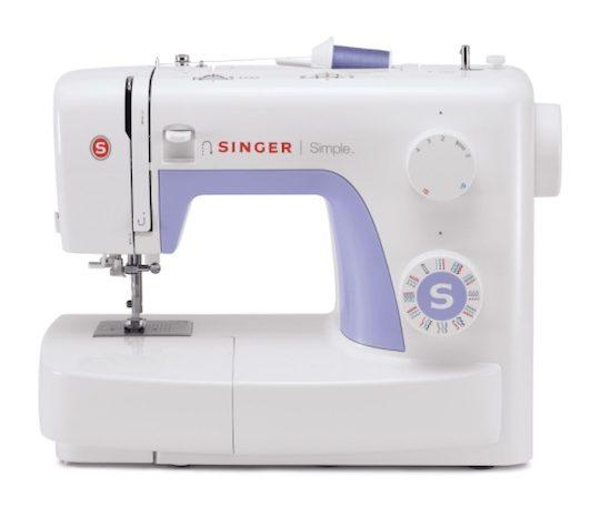 Singer manual type sewing machine
