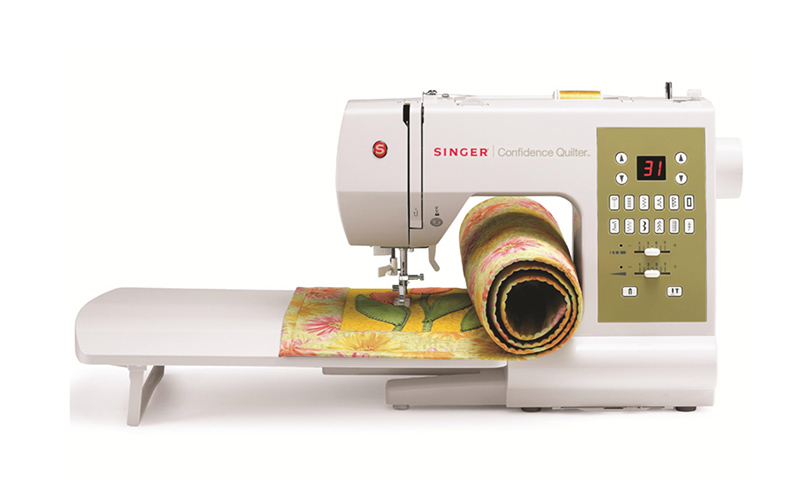 Singer Confidence Quilter 7469Q Sewing Machine