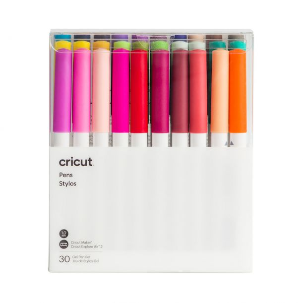 Cricut Ultimate Gel Pen Set (30 ct)