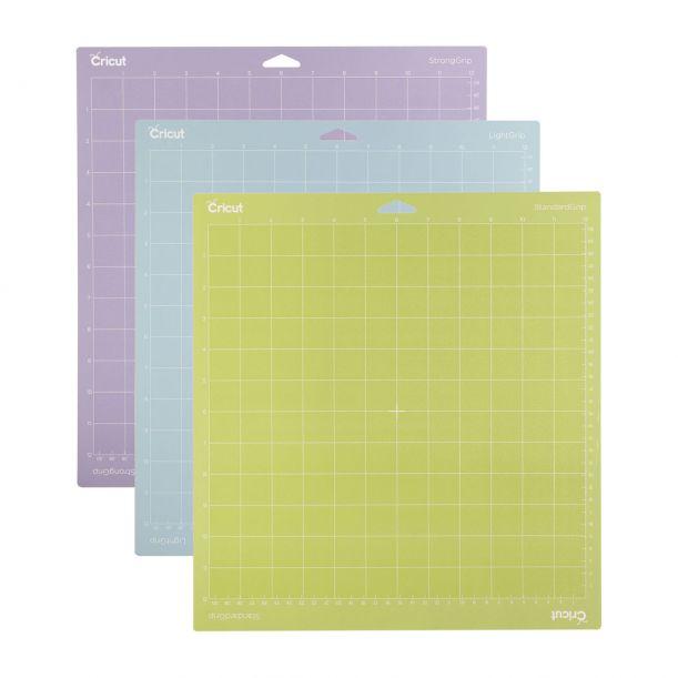 Cricut Machine Mat Variety Pack (3 ct)