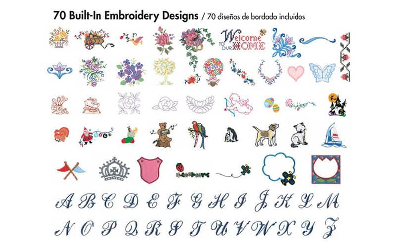 brother se 400 embroidery designs